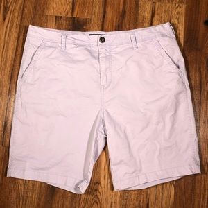 Aeropostale lavender shorts size 38